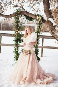 Evented Winter Garden Wedding Weddings