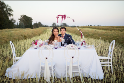 Evented Farm Charm Weddings